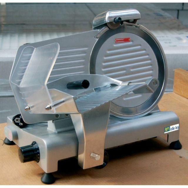 Materiel Chr Pro Trancheuse à Jambon Professionnelle - Série T/C - Diamètre 250 à 300 - Afi Collin Lucy - 250mm