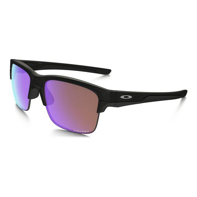 Oakley - Lunettes Thinlink noir mat ink à verres Prizm Golf - pas cher Achat    Vente Lunettes - RueDuCommerce 40b973a81bcf