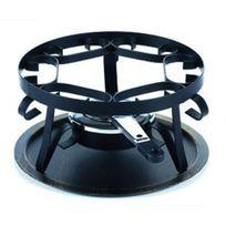 table&cook - réchaud à fondue noir - 3008167