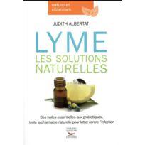 Marque Generique - Lyme ; les solutions naturelles