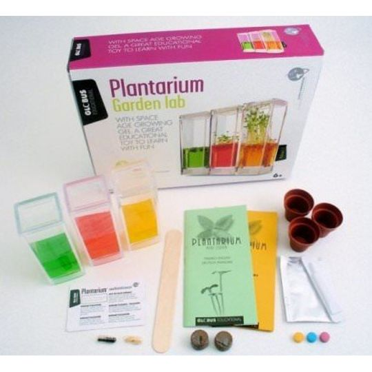 Oceans & Jardins - Plantarium Laboratoire Botanique tomate, basilic, concombre