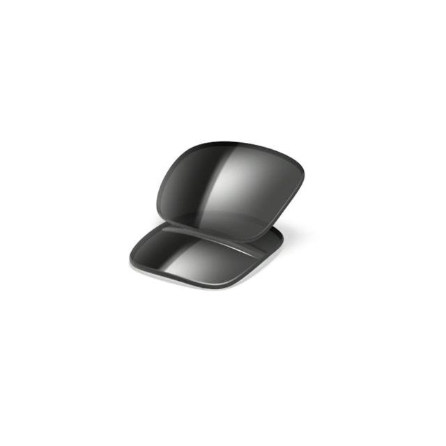 b85001507840f Oakley - Verres Holbrook Repl Lens Black Iridium Noir - pas cher Achat   Vente  Lunettes Tendance - RueDuCommerce