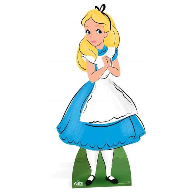 Bebe Gavroche Figurine en carton Alice au pays des merveilles disney