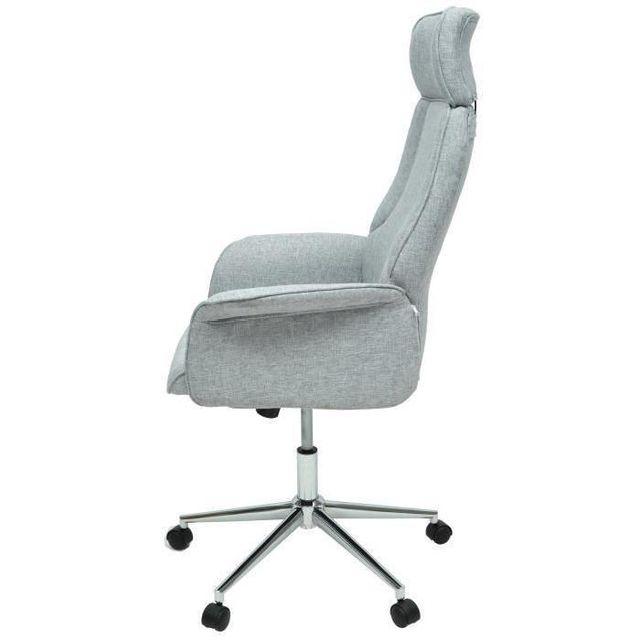 Aucune Bureau De Tissu Chaise Sur Revetement Roulettes Kala Yy7gbf6