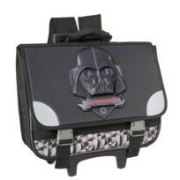 DISNEY - Star Wars - Cartable à roulettes noir - 1 Compartiment - L 38cm