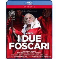Opus Arte - Giuseppe Verdi - I due foscari Blu-ray