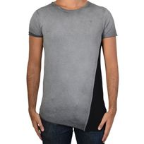 Fifty Four - Tee Shirt Osier T379 Gris G080