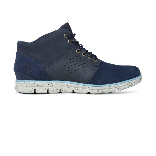 Timberland - Chaussures Bradstreet Half Cab Navy Bleu