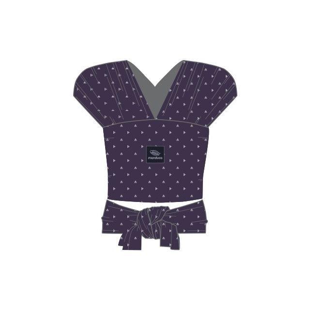 Manduca - Sling Purple Darts Ed. Limitée Naissance à 3 ans - pas cher Achat    Vente Porte-bébés - RueDuCommerce 2c13f0224e2