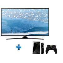 """TV LED 55"""" 4K UHD Smart Tv UE55KU6000 + Nvidia Shield ATV"""