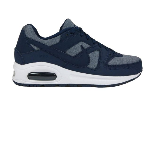 pretty nice pre order factory price Nike - Chaussures Air Max Command Flex Navy/Navy Jr h16 - pas cher ...