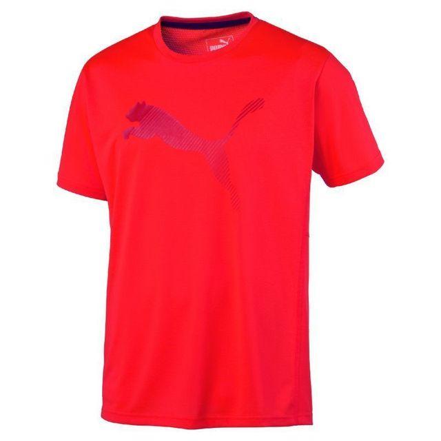 cher active Tee Achat shirt Puma Tee shirt pas Vente training qXwE86