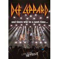 Eagle vision - Def Leppard - And There Will Be A Next Time…Live From Detroit Dvd