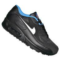 Nike - Basket - Homme - Air Max 90 184 - Noir Bleu Blanc