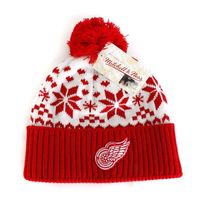 Mitchell And Ness , Bonnet Mitchell \u0026 Ness Redwings Tcalp Rouge
