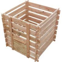 CIHB - Composteur en bois de douglas 700 L