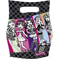 Riethmuller - Pochettes Monster High x6