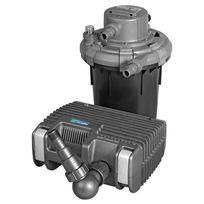 Hozelock - Systeme de filtration complet pour bassin avec pompe et filtration 6000 litres maxi