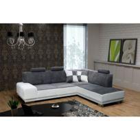 Canapé d angle 7 places avec tªti¨res réglables Fauteuil en tissu