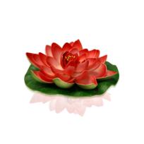 Skylantern - Fleur Flottante Décorative Lotus Rouge