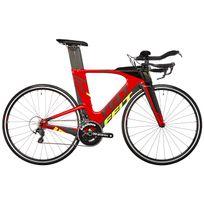 Felt - Ia4 - Vélo de triathlon - rouge/noir