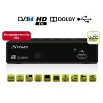 Strong - Adaptateur TNT-HD 1 péritel USB SRT8114
