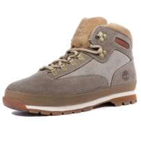 Euro Hiker Homme Chaussures Gris Gris 43