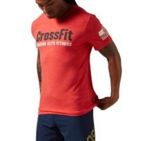 Reebok Crossfit - T-shirt Forging Elite Fitness Tee manches courtes