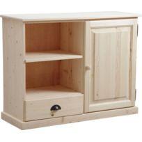 meubles bois brut Achat meubles bois brut pas cher Rue du merce