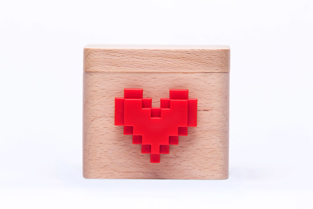 La boite à amour connectée