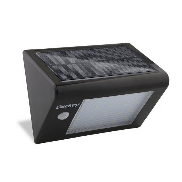 Alpexe - 20LEDs Led Lampe Solaire Lampe de Jardin avec Detecteur de ...