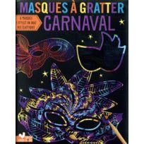 Deux Coqs D'OR - Masques à gratter carnaval