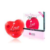 Loverspremium - Coeur de Massage Chauffant I Love you
