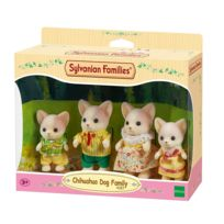 SYLVANIAN FAMILIES - Famille Chihuahua Sylvanian - 4387