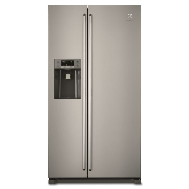 top electrolux arthur martin rfrigrateur amricain electrolux ealwou with but frigo americain. Black Bedroom Furniture Sets. Home Design Ideas