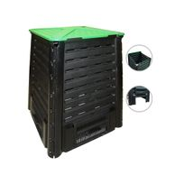 Bellijardin - Composteur Compo'Fast 600 Litres