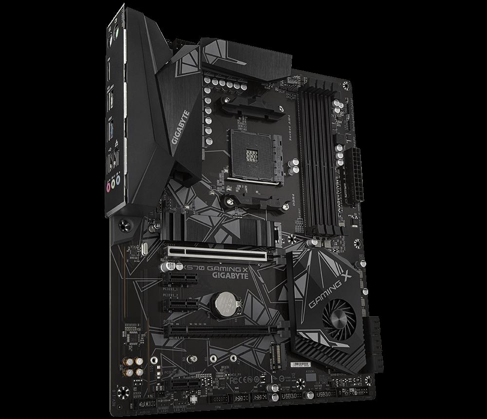 Carte mère AMD X570 Gaming X Gigabyte