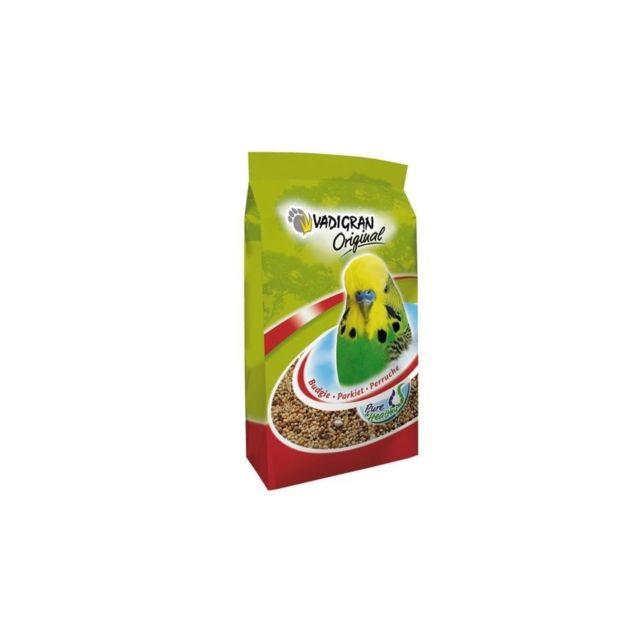 Vadigran Mélange de graines pour perruche Original 4kg
