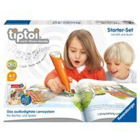 Ravensburger Spieleverlag - Starter-set: Stift & Buch
