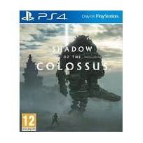 Jeu PS4 Shadow Of The Colossus