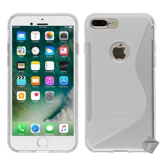 apple coque en silicone pour iphone 8 plus