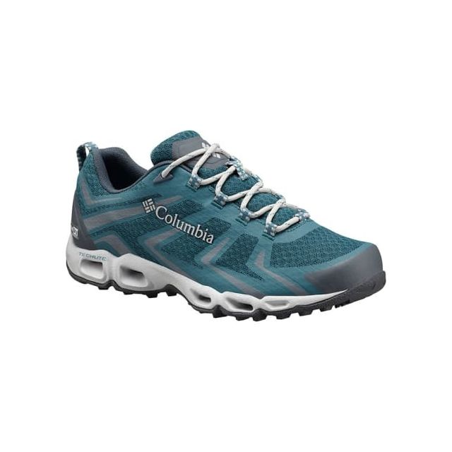 Pas Femme Outdry Ventrailia Bleu Low Columbia 3 Chaussures Gris vFnqn081