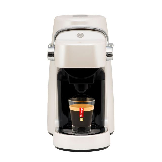 Malongo Machine A Expresso Neoh 802911 Ice Pearl Achat