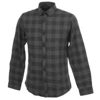 Jack&JONES - Chemise manches longues Jack and jones James black ml shirt Noir 23588