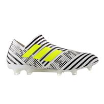Adidas performance - Chaussures football Adidas Nemeziz 17+ 360 Agility Fg Blanc/noir