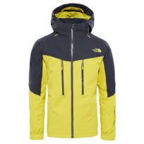 The north face - Chakal Jacket Veste Homme Jaune Gris DryVent