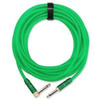 Pronomic - Trendline Inst-6G câble à instrument 6m vert