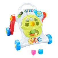 CARREFOUR BABY - Trotteur son et lumière - OT519350