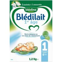 Bledilait - Lait en poudre - 1er Age - Bag in Box 1.2kg