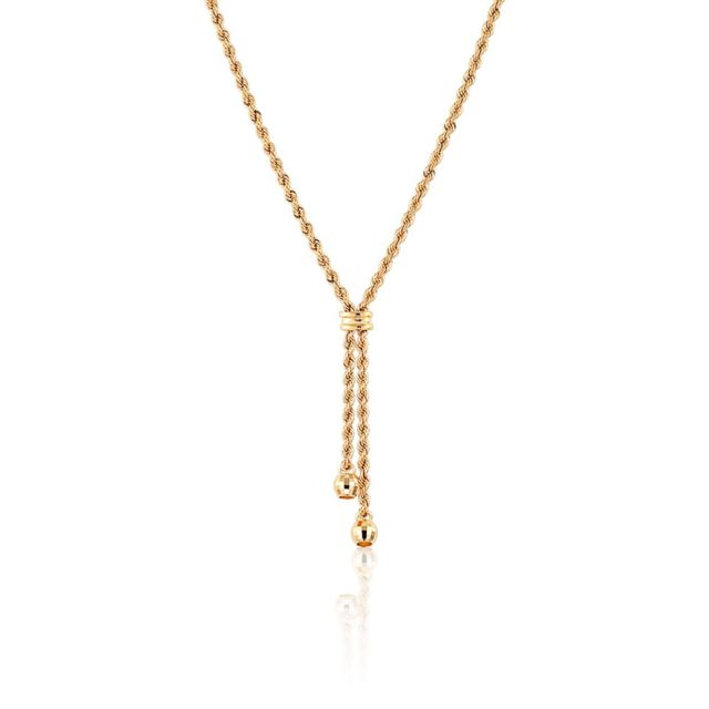 Cleor collier or 7501000